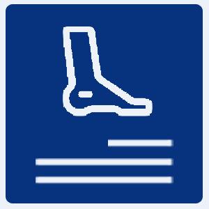 Брошюра (памятка, листовка) - профилактика плоскостопия СКАЧАТЬ БЕСПЛАТНО